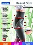 Mass & Slim Anti Cellulite Hose Shorts aus Bambus-Viskose und Turmalin® Größe L 42/44 bekannt aus Gala
