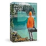 Photostory Deluxe – Version 2021 – Animierte Diashow aus Fotos & Videos|Deluxe|mehrere|limitless|PC|Disc|D