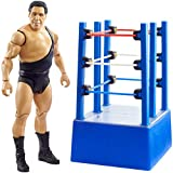 WWE Mattel – GVJ09 Wrestlemania Moments – Andre The Giant & Ringwagen