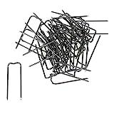 Bütic Patenthaften in verschiedenen Größen, Größe:17/25mm, Pack mit:100 Stück