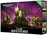 Games Workshop 99120102080ETB Death Guard myphitic Blight-Hauler Tischplatte und Miniatur-Gaming