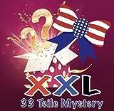 HappyLOL® XXL 33 Teile Mystery Box Süßigkeiten aus aller Welt USA, UK, Asien & Co. - amerikanische Süssigkeiten zum naschen oder verschenken