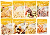 Seeberger Mix Box Trockenfrüchte, 8 verschiedene Sorten mit 15 Packungen
