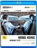 PilotsEYE.tv | HONGKONG | Cockpitmitflug B777-F | AeroLogic | 'Typhoon warning' | Bonus: Best of KaiTak approaches [Blu-ray]