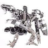 WWWE Transformator Spielzeug, KO Robotde Mationtoy, Voyager SS -53 Generationen Krieg Für Cybertron, Geeignet Für Kinder Über 6 Jahre