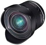 Samyang MF 14mm F2,8 MK2 für Canon EF – Weitwinkel Objektiv manueller Fokus für Vollformat und APS-C Festbrennweite Canon EF Mount, 2. Generation EOS 7D Mark II, EOS 5D Mark IV, EOS 77D, EOS 90D