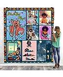WLL Sommer Quilt Bettwäsche King Quilt Set Tagesdecken - Quilts Set - Tagesdecken & Bettdecken, Patchwork Decke (Color : B, Size : 230X280CM)
