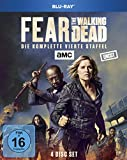Fear the Walking Dead - Die komplette vierte Staffel - Uncut [Blu-ray]