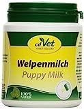 cdVet Naturprodukte Welpenmilch 90 g - Hund, Katze, Nager - Milchaustausch-Ergänzungsgfuttermittel - Ersatzmilch - Anteil an hochwertigem Kolostrum - stabil bleibende Verdauung - Abwehrkomponenten -