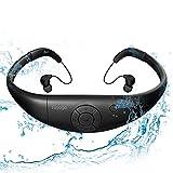 Tayogo MP3-Player Wasserdicht/Schwimmen MP3-Player, Abnehmbare U Drive, Schwarz, 8GB-MEHRWEG