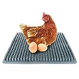 ULIGOTA Nistunterlagen für Hühnerställe, Nistkästen, Hühnerhaus, waschbar, langlebig und leicht zu reinigen - 6 Pads