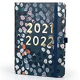 Boxclever Press Perfect Year A5 Familienplaner Kalender 2021 2022. Schülerkalender 2021 2022 mit Wochenansicht von Aug.'21-Juli'22. Terminplaner 2021 2022 mit 7 Spalten, Seitenreitern & mehr.