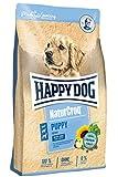 Happy Dog - NaturCroq Puppy (für Welpen) 4 kg + 2 x 400 g Dosen Truthahn pur