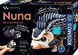 Kosmos 620066 Nuna - Dein Igel-Roboter, Rückwärtsrollen durch klatschen, Er Läuft, rollt sich zusammen, stellt seine Stacheln auf, wie ein echter Igel, Faszinierender Bionik-Modell Experimentierk