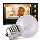 Correct E27 40w Warmweiss Backofenlampe Backofen Glühbirne 40w Hitzebeständiges Licht 220-240V 500 ° C Ofenlampe Passend Für Alle E27-fassungen