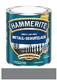 750 ml Hammerite Direkt auf Rost Metall-Schutzlack Hellgrau, Matt