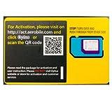 Australien Prepaid leere SIM-Karte, unbegrenzte Anrufe, SMS, Internet-Daten + internationale Anrufkredit, Australia Optus Netzwerk