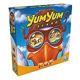 Asmodee Yum Yum Island, Kinderspiel, Geschicklichkeitsspiel, Deutsch