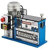 Orion Motor Tech Kabelabisoliermaschine 1,5-38mm Kabelschälmaschine Abisoliermaschine Kabel Abisolierwerkzeug Draht Peeling Schneidemaschine