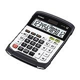 CASIO Tischrechner WD-320MT, 12-stellig, spritzwasser- und staubgeschützt, Steuerberechnung, Solar-/Batteriebetrieb