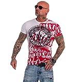 Yakuza Original Yakuza Club T-Shirt , Weiß - L
