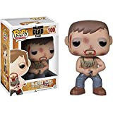 Lotoy Funko POP Television : The Walking Dead - Injured Daryl Collectible Figure #100 Birthday
