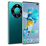 6,3-Zoll-Handy Wassertropfen Bildschirm Smartphone 5G Netzwerk Handy Android Handy Android Smartphone