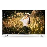 50/55/60 Zoll 4K UHD Fernseher Smart TV, 2160 Auflösung Fernseher mit 2 x HDMI USB 2.0 HDR WLAN Fernseher mit Fernbedienung Android Smart TV