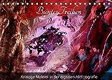 Buntes Treiben - Analoge Malerei in der digitalen Aktfotografie (Tischkalender 2022 DIN A5 quer)