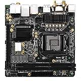Motherboard für ASRock Mini ITX HTPC Original Sockel 1150 Z87 Wifi Motherboard Z87E-ITX Desktop Board Mainboard Mainboard Mainboard voll getestet Gaming Motherboard