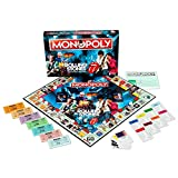 Winning Moves 032827 Monopoly, Rolling Stones