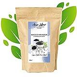 Amor Labor Schwarzkümmelmehl 500g - Glutenfrei, Cholesterinfrei, Nährstoffreich - Vegan - Schwarzkümmelsamen gemahlen - zum Kochen und Backen   perfekt für salzige Rezepte