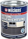 Wilckens Betonbeschichtung LF, RAL 7001, 750 ml, silber/grau 12670100050