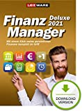 Lexware FinanzManager Deluxe 2021 Download Einfache Buchhaltungs-Software für private Finanzen und Wertpapier-Handel