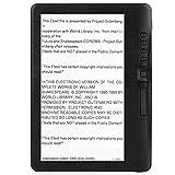 Andifany 4 GB Ebook Reader mit 7-Zoll-HD-Bildschirm Digitales E-Book + Video + MP3-Musikplayer-Farbbildschirm ELECTSHONG