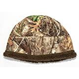 HOT SHOT Herren Camo Twister Stormproof Beanie - Realtree Edge Outdoor Jagd Camouflage - - Einheitsgröß