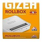 Gizeh Rollbox Drehmaschine für Zigaretten Slim und Regular 3 Rollboxen