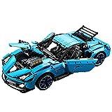 Bausteine Super Racing Car Speed racer Technik Sportfahrzeuge Bausteine ziegel Diy Toys Geschenke Für Kinder 2700p