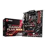 MSI B450 GAMING PLUS MAX AMD AM4 DDR4 m.2 USB 3.2 Gen 2 HDMI ATX Gaming Motherboard
