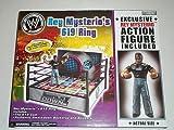 Jakks Pacific Rey Mysterio's 619 WWE Wrestling Ring und Figur