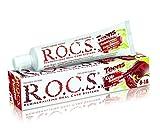 Rocs Teens Cola + Zitrone Zahnpasta, 74 g