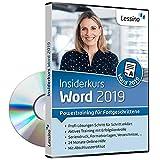 Word 2019 Insiderkurs - Powertraining für Fortgeschrittene | Lernen Sie Schritt für Schritt die effiziente Arbeit mit Vorlagen, Gliederungen und der Serienbrief-Funktion [1 Nutzer-Lizenz]