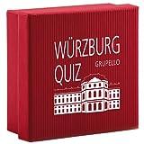 Würzburg-Quiz: 100 Fragen und Antworten (Quiz im Quadrat)