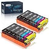 OFFICEWORLD Epson 26 XL Kompatible mit Epson Expression Premium XP-510 XP-520 XP-600 XP-605 XP-610 XP-615 XP-620 XP-625 XP-700 XP-710 XP-720 XP-800 XP-810 XP-820,10-Pack