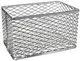 Heathrow Scientific HD20341C Waschkorb für Probenröhrchen, Aluminium, 332 mm Länge x 228 mm Breite x 178 mm Höhe, B