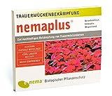 nemaplus® SF Nematoden zur Bekämpfung von Trauermücken - 6 Mio. für 12m² Blumenerde oder 60 Pflanzen