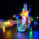 Lichterkette mit 50 LEDs, 5 m bunt