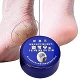 Ahagut Schrundensalbe Füße Hornhaut Entfernung Naturkosmetik, Natürlicher Fuß Balsam, Fuss Pflege Creme