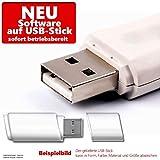 Betriebssystem UBUNTU LINUX für PC & Notebook NEU auf USB Memory Stick (8GB) 32 oder 64 Bit !PREMIUM ORIGINAL von STILTEC ©