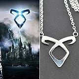 Shadowhunters The Mortal Instruments-City of Bones Angelic Power Rune Halskette, bestes modisches Geschenk für Sie und Ihn